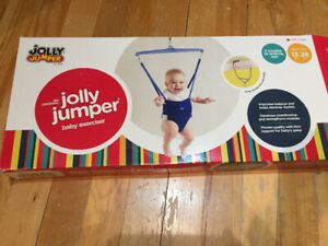 Jolly Jumper with box and instructions