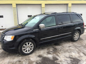 2009 CHRYSLER TOWN N COUNTRY TOURING, VERY NICE SHAPE!