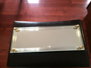 Vanity Mirror Trays, New Price