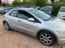 Honda Civic 2.2i-CTDi ( 18in Alloys ) Sport (REDUCED)