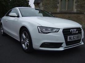 Audi A5 TDi 2 Door 170 Bhp Coupe
