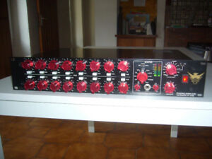 PHOENIX AUDIO NICERIZER 16 MK2 ANALOG SUMMING MIXER BRANDNEW