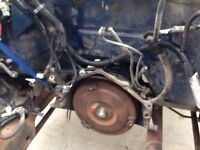 Good 4x4 transmission and t-case