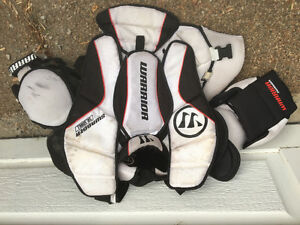 Warrior Swagger Goalie Chest Protector Sr.