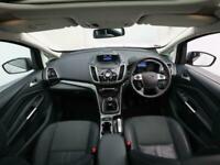 2014 Ford C-MAX 1.0 EcoBoost 125 Titanium X 5dr - MPV 5 Seats MPV Petrol Manual