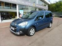 Peugeot Partner 1.6 Hdi 115ps Tepee Outdoor Mpv