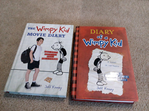 Books - Diary of a Wimpy Kid