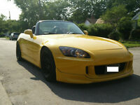 2005 Rio Yellow Honda S2000 Convertible AP2