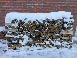 Bois de chauffage - bois dur - Repentigny