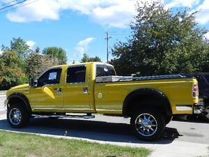 "2006 F250 Super Duty,lifted,5"" dual ex.super tuner,taxes incl!"