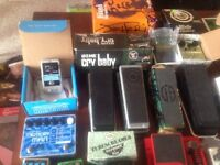 FS - Various effect pedals
