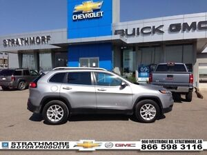 2015 Jeep Cherokee AWD-North Edition-Bluetooth   - Certified