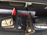 Toyota yaris 99-05 window mirror electrical