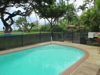 FOR SALE - WINTER SHARE in Kihei, Maui OCEANFRONT CONDO