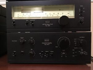 RARE SANSUI AU-417 INTEGRATED AMPLIFIER