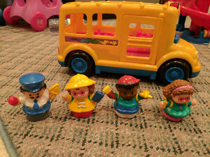 Little People BUS AND AIRPLANE Cambridge Kitchener Area image 3
