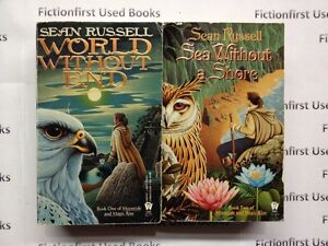 """""""Moontide & Magic Rise Duology"""" by: Sean Russell"""