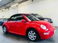 2004 Volkswagen Beetle 1.6 Cabriolet 2dr