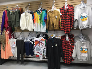 Men and Women's Clothing 4$ - 30$