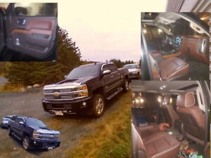 2015 Chevrolet Silverado 2500 High country crew cab Pickup Truck