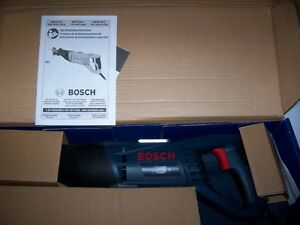 **NEW** BOSCH RECIPROCATING SAW