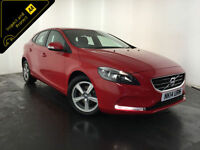 2014 VOLVO V40 ES D2 DIESEL 1 OWNER SERVICE HISTORY FINANCE PX WELCOME