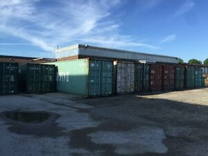 40' High Cube Used Shipping Containers London Ontario image 2