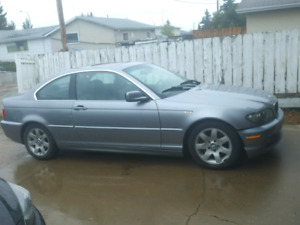 2004 bmv 325ci fully loaded coupe low kms