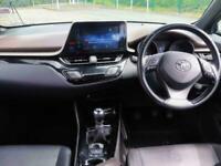 2018 Toyota C-HR Toyota C-HR 1.2 Excel 5dr SUV Petrol Manual