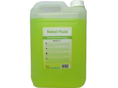 5 Liter Smoke Fluid P Profi 5l Nebelflüssigkeit Nebelfluid für Nebelmaschinen