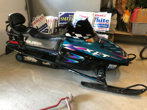 1998 Polaris XLT Touring 2 up 600