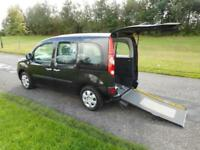 2012 Renault Kangoo Expression 1.5 Dci Diesel WHEELCHAIR ACCESSIBLE VEHICLE WAV