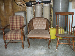 ANTIQUE CHAIRS FOR SALE,, Belleville Belleville Area image 1