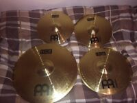 Meinl HCS Cymbal pack for sale!