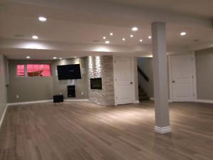 Flooring installs laminate and vinyl plank 95 cents a sqft