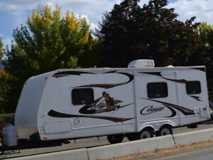 Cougar 24 ft Travel Trailer