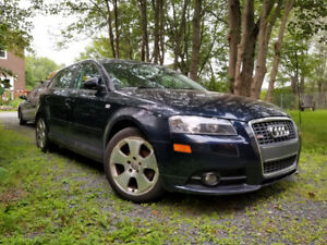 2006 Audi A3 V6 3.2 Quatro  - Project Car (or Engine Donor)