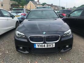 2014 (14 reg) BMW 5 Series 2.0 520d M Sport Touring 5dr Estate Automatic Diesel