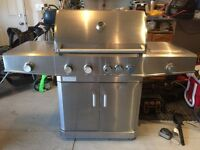 Stainless Steel Gourmet NG BBQ
