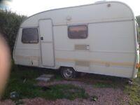 5 Berth Avondale Caravan