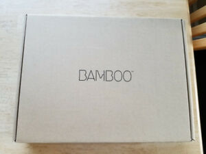 Wacom Bamboo Board/Drawing Tablet (With Original Parts and Box)