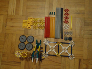 K'nex assorted kit