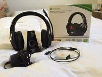 Microsoft Tritton Warhead 7.1 Wireless Headset (Xbox 360)
