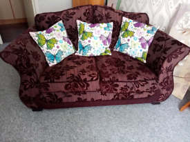 Two seater classic sofa