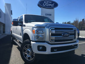 [SOLD!] 2016 Ford F-250 Platinum-Fully Loaded
