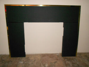 Fireplace Frame for wood or pellet stove