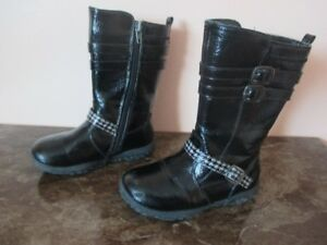 TODDLER GIRL BOOTS-SIZE 9