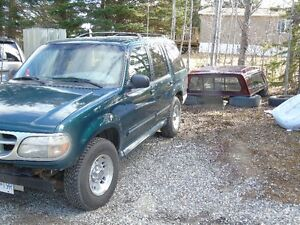 1996 Ford Explorer SUV,