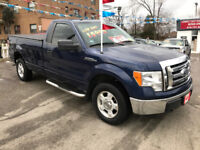 2009 Ford F-150 XLT 4X4 LONG BOX...LOW KMS...PERFECT TRUCK