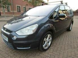 image for FORD S-MAX 1.8 TDCi 125 BHP 7 SEATER LEFT HAND DRIVE FRENCH REG